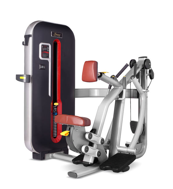 Грузоблочный тренажер Гребная тяга Bronze Gym MT-004 C