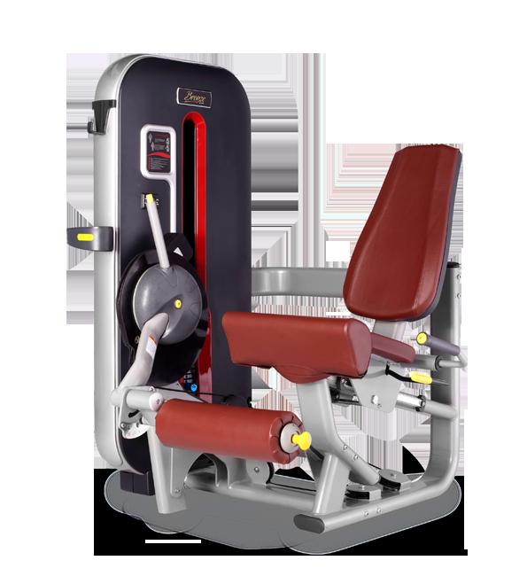Грузоблочный тренажер Разгибание ног сидя Bronze Gym MT-014 C