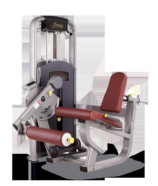 Грузоблочный тренажер Разгибание ног сидя Bronze Gym MV-014