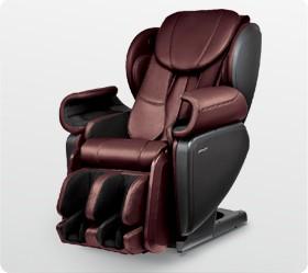 Массажное кресло JOHNSON MC-J6800 (MC-J6800_BROWN)