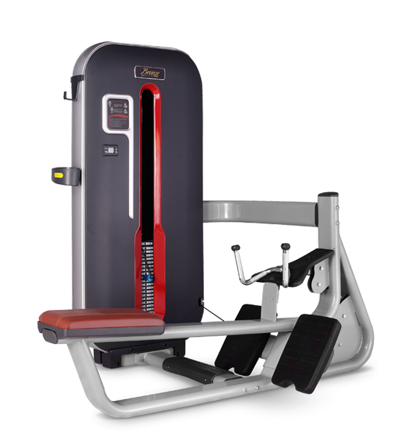 Грузоблочный тренажер Горизонтальная тяга Bronze Gym MT-012A C