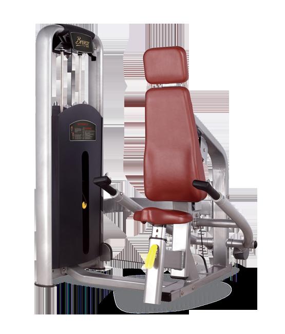Грузоблочный тренажер Трицепс-машина Bronze Gym MV-007